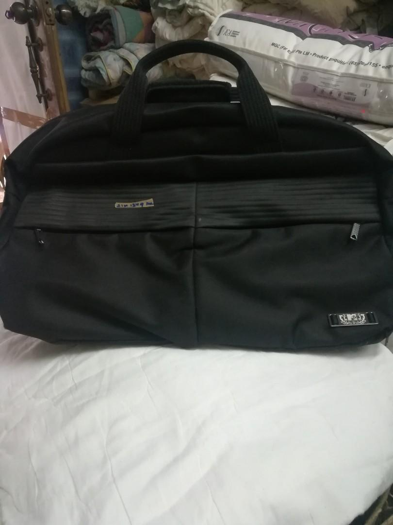 MTV travel bag