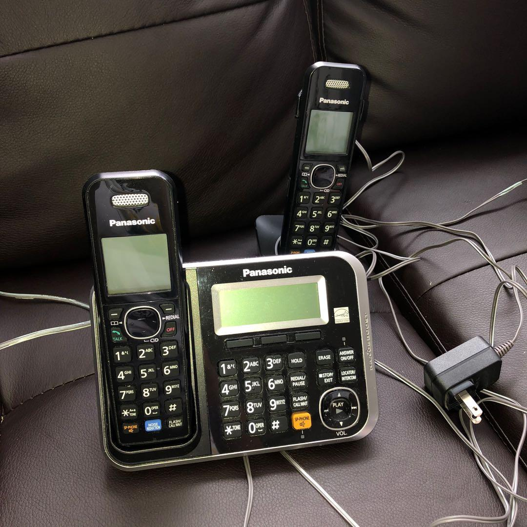 Panasonic Cordless Home Phone Set