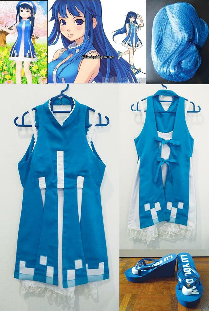 Pangya (Arin) Costume & Shoes only!