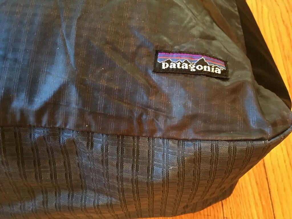 Patagonia SilNylon Tote Sling Messenger Laptop Bag