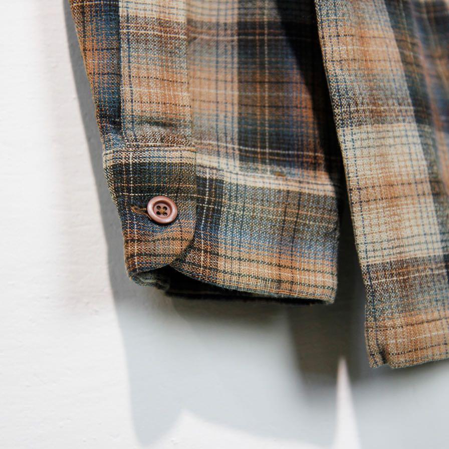 【工工】Pendleton Plaid Shirt 雙口袋格紋襯衫