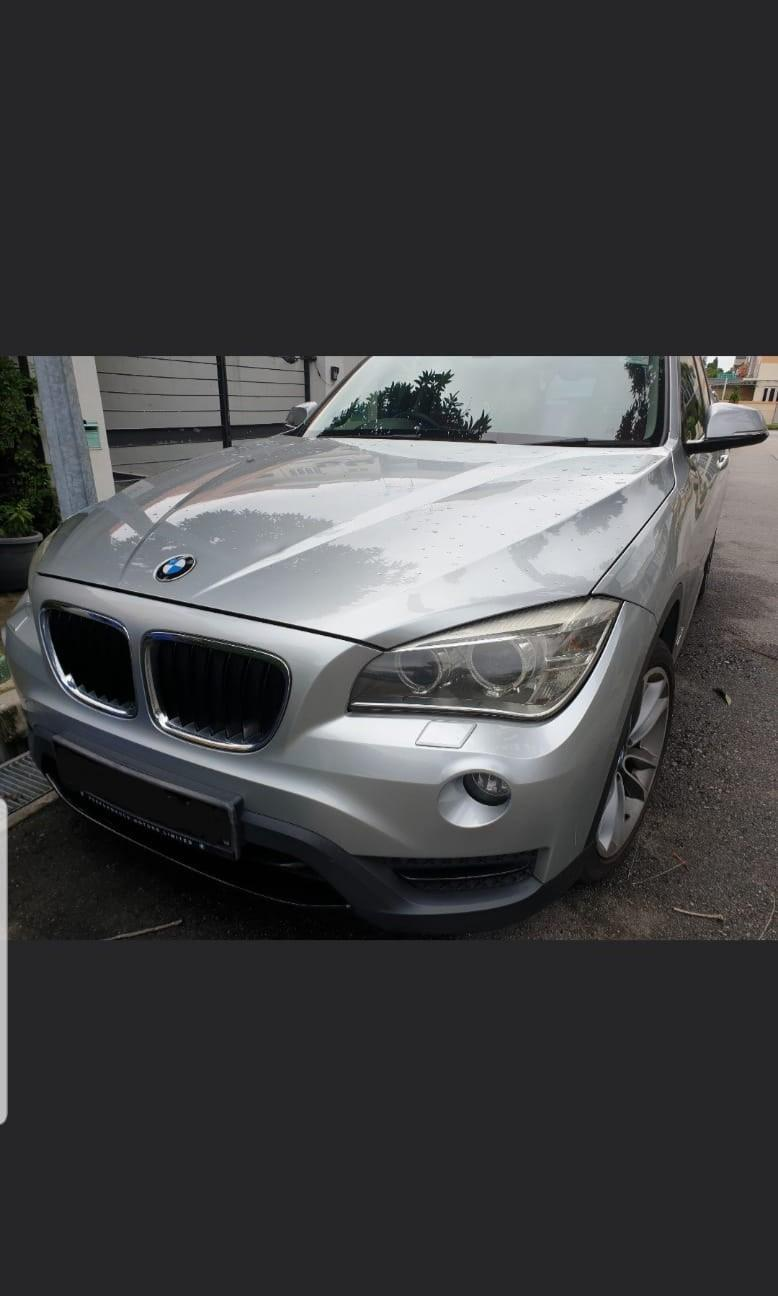 **PHV READY** LUXURY SUV BMW X1 FOR LEASING