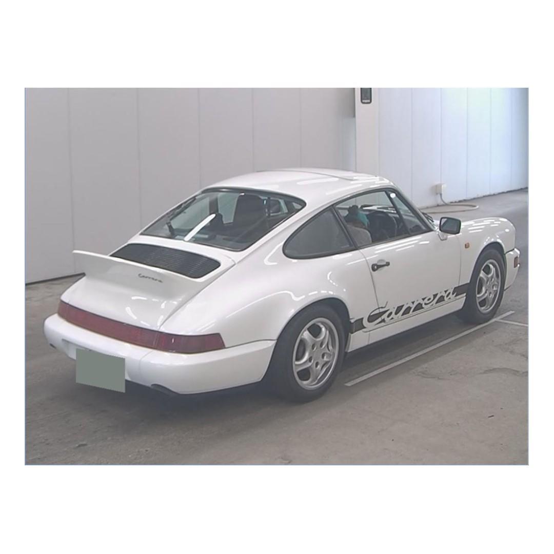 1992 PORSCHE 911 964 CARRERA 2