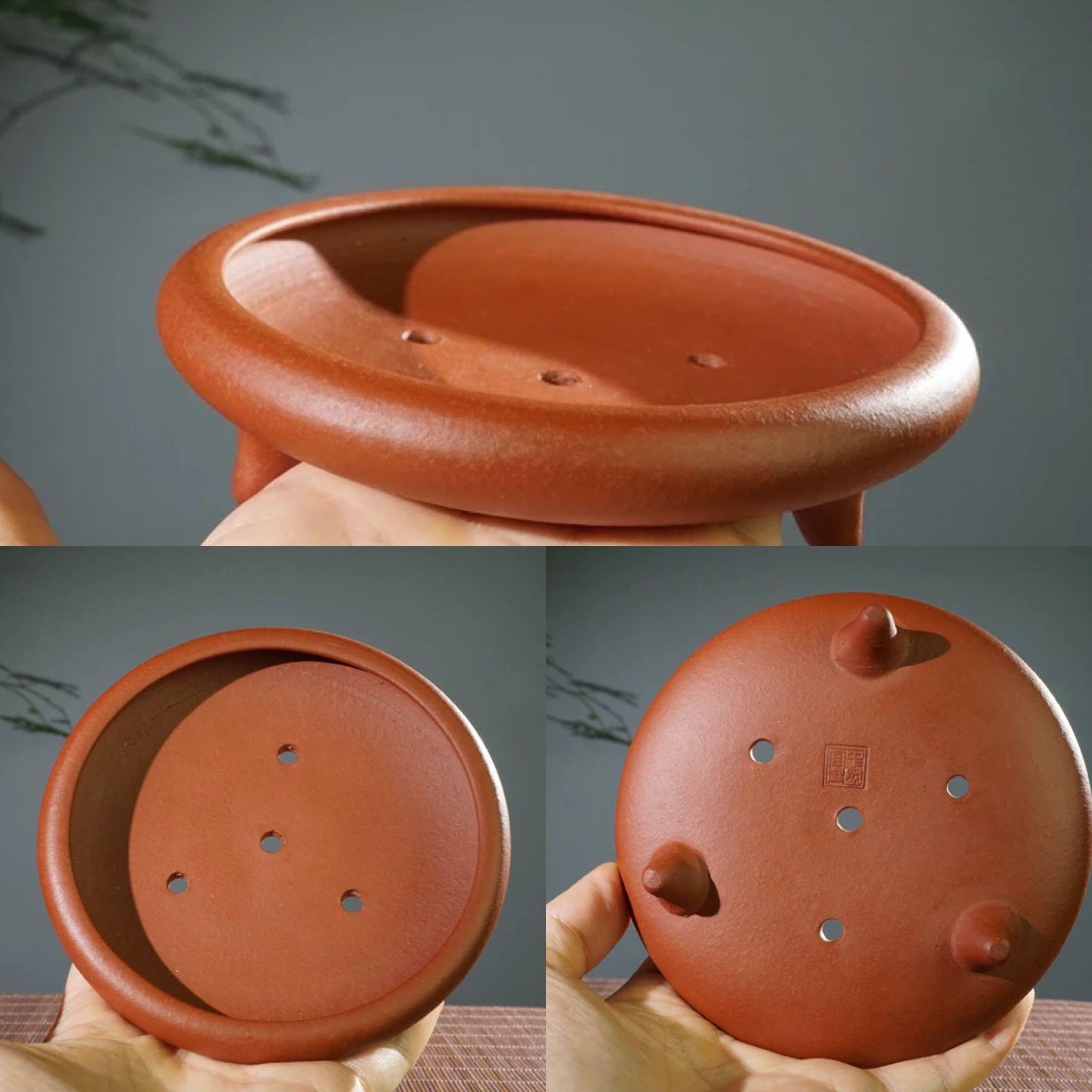 Pots & Planters: Bonsai Pot| YiXing Bonsai Pot