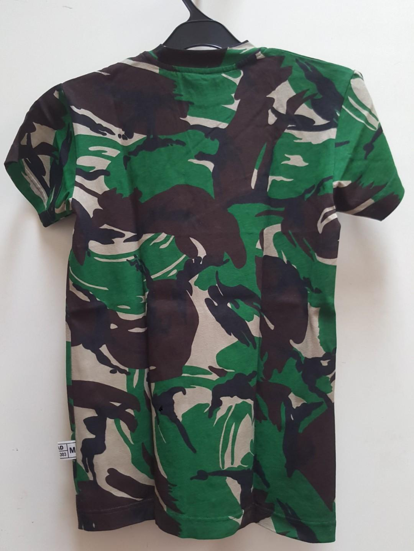 [Preloved] Army T-Shirt