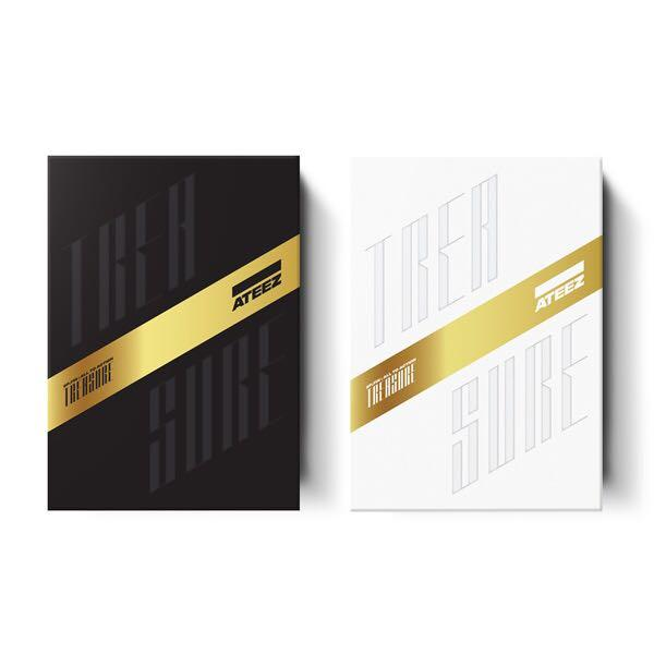 [Pre-Order] ATEEZ - Album Vol.1 [TREASURE EP.FIN : All To Action]