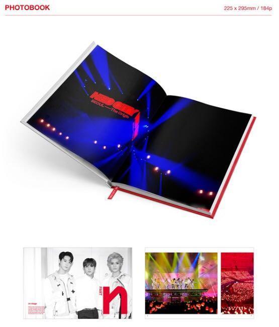 [Pre-order] NCT127 1ST TOUR LIVE CD - NEO CITY: SEOUL - THE ORIGIN