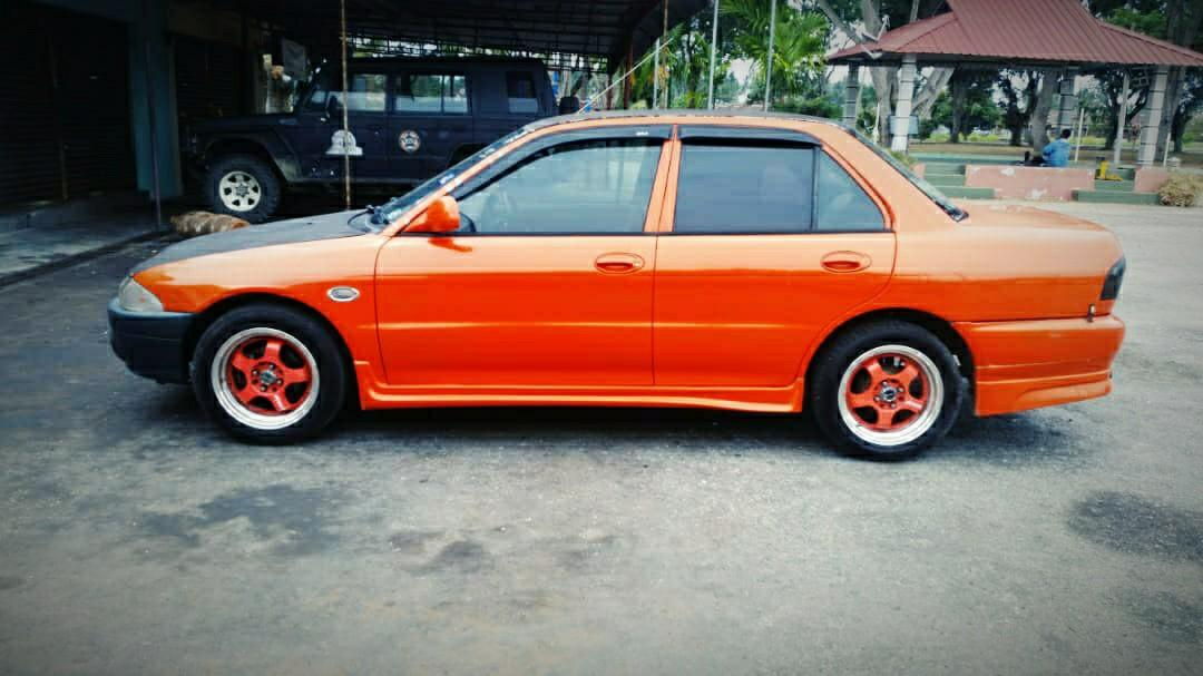 Proton wira 1.5 injection