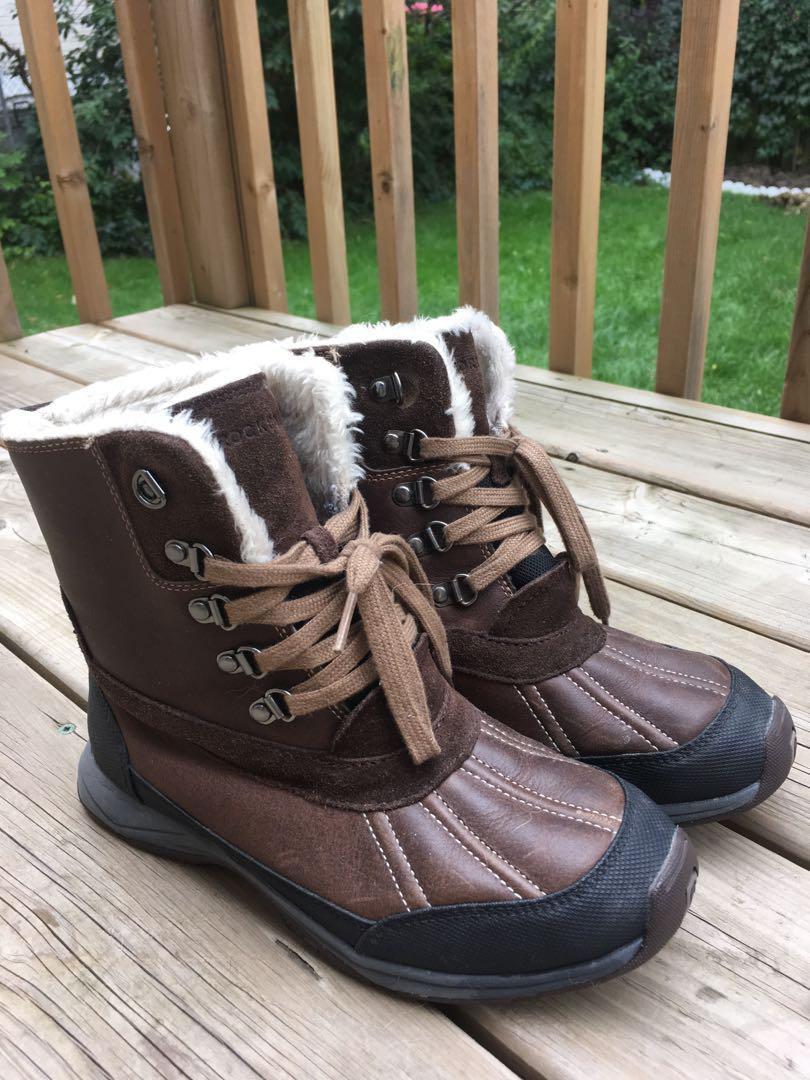 Rockport Women's Winter Boots Waterproof (Size: 7.5)