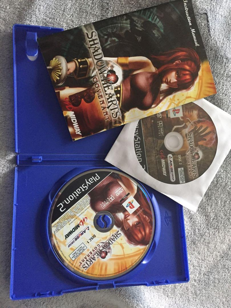 Shadow Hearts Covenant - PlayStation 2 PS2 Game - Australian PAL Version