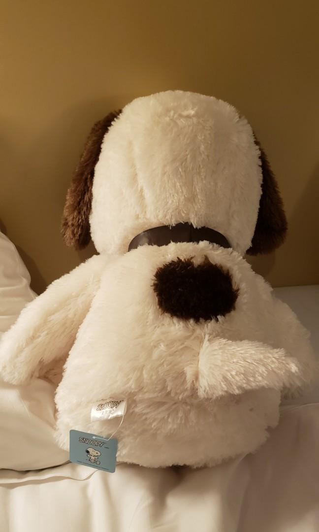 Snoopy 米白色