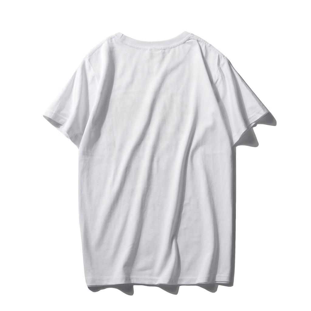 Stussy/supreme聯名短袖 印花 LOGO 休閒 個性 時尚 男女款 短袖 T桖 M-XXL