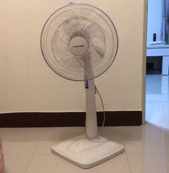 TATUNG電風扇