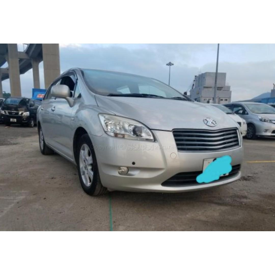 TOYOTA MARK X 2.5 2012