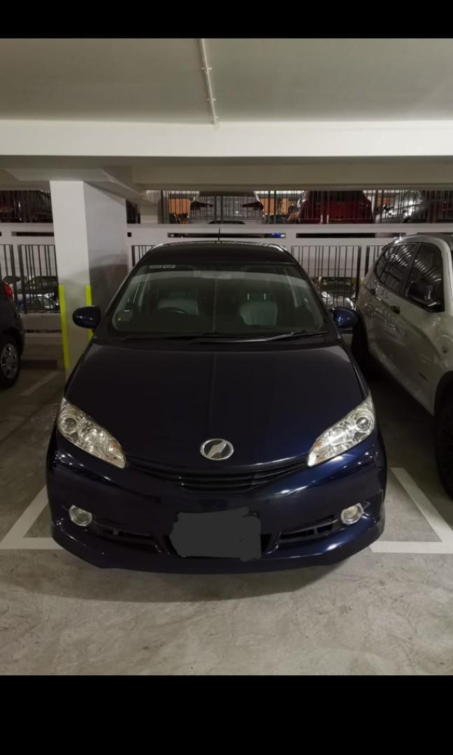 Toyota Wish 1.8 Standard Auto
