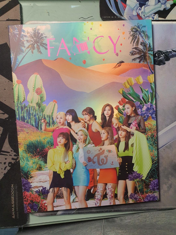 Twice Album (opened once) - FANCY