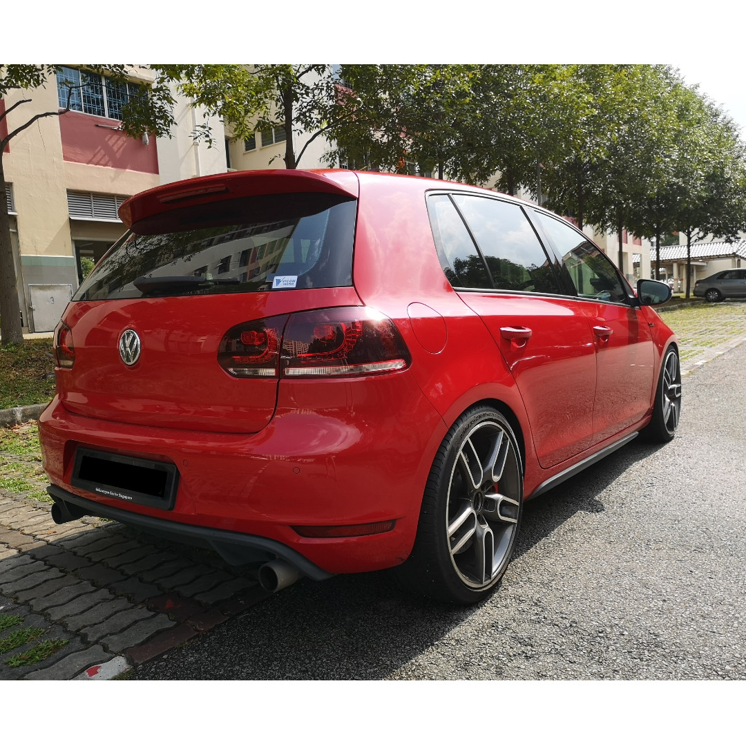 Volkswagen Golf GTI 2.0Tfsi Mk 6 In excellent condition for rent