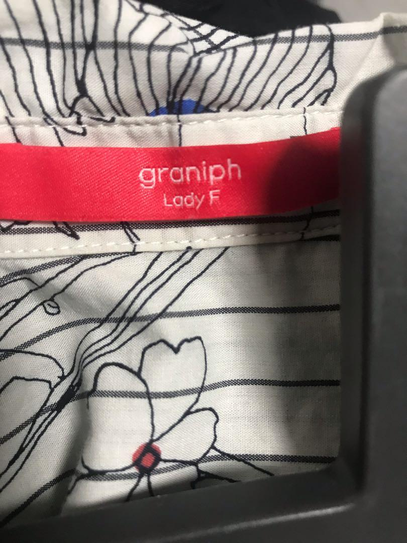 Wore once graniph
