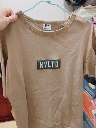 CACO 棕色NAVY上衣 S號