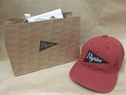 Pilgrim Surf+Supply /日本製 六片帆布帽