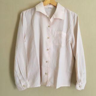 Vintage Broken White Shirt
