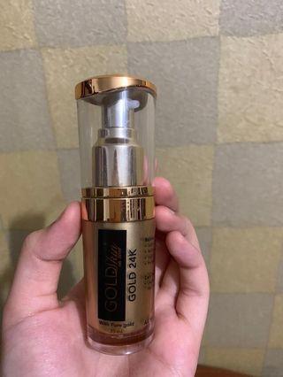 Serum Gold 24k