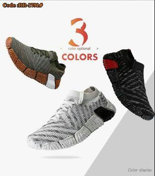 #Kode : RR-1791#*  _*Men Sneakers Dragon Ball Series RR-1791#*_  Size        : 39-44 Quality   : High Quality Material : Kanvas Tebal  _Color : White Grey, Black, Army Brown_  Weight : 700 grams