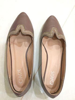 Flat Shoes Oasis #18SALE