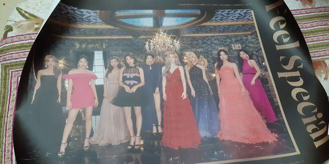 WTS TWICE FEEL SPECIAL VERSION C POSTER