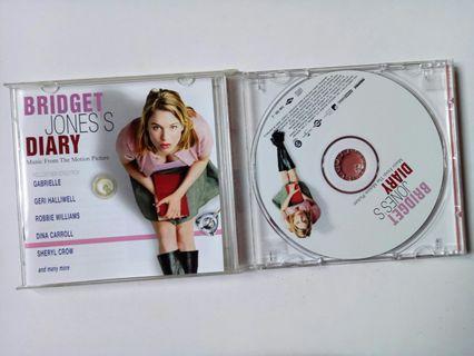 CD BRIDGET JONES DIARY