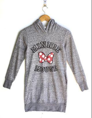 Minnie mickey hoodie