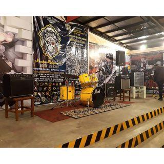 Band Equipments for Rent