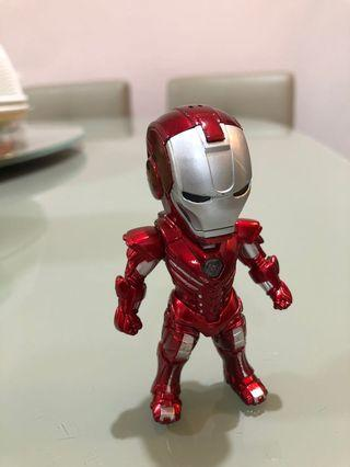Ironman with light