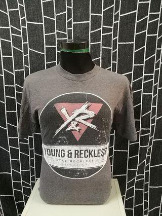street wear young and reckles big logo