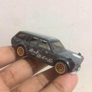 Hot Wheels Datsun 510 Wagon Speed Blur