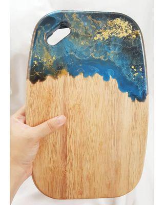 Handpainted Serving board