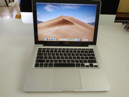 """Apple MacBook pro 13"""" mid 2012,16G/256G SSD ,入門首選,面交再優惠"""