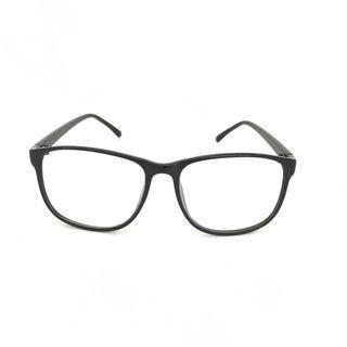 Black frame eyewear