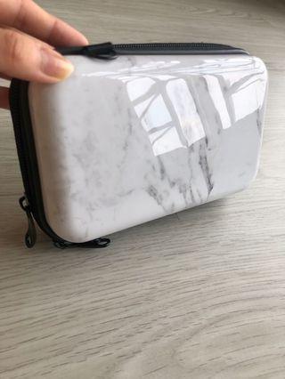 Stylish fashion small hardcasing bag