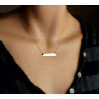 Kalung simple necklace