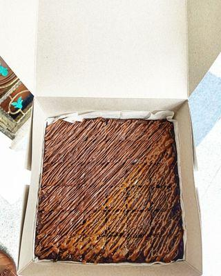 Brownies Nutella / Salted Caramel RM30