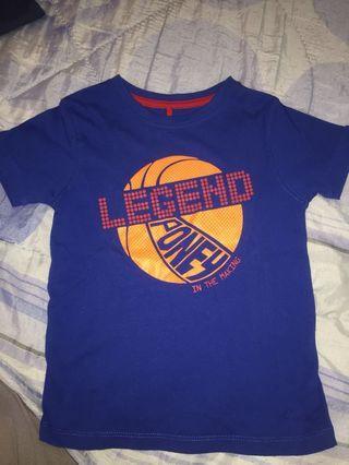 Kids T-shirt PONEY