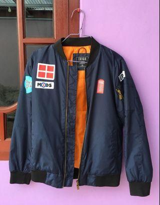Erigo England Version Bomber Jacket