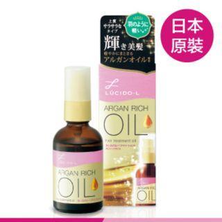 LUCIDO-L樂絲朵-L 摩洛哥 護髮 精華油 (免沖洗) 60ml