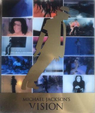 (DVD) Michael Jackson's Vision (3 DVD) 飆視界-音樂電影短片全紀錄超豪華套裝