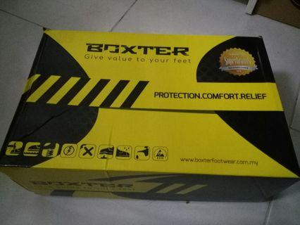 Boxter safety shoes