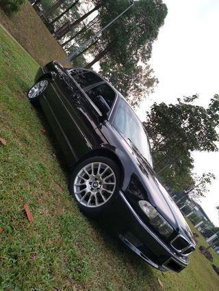 Elegant Wedding car rental