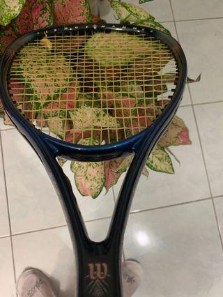 Original Wilson Tennis sledgehammer Racquet