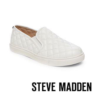 steve madden #ecentrcq白色 slip on 售600含運