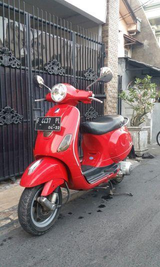 Piaggio Vespa Lx 150 2v 2011